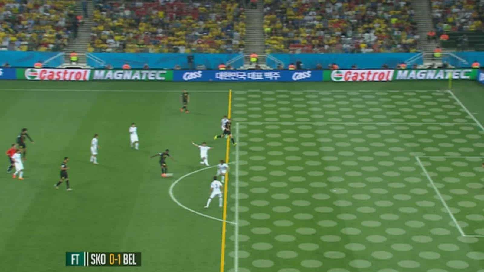soccer offsides call