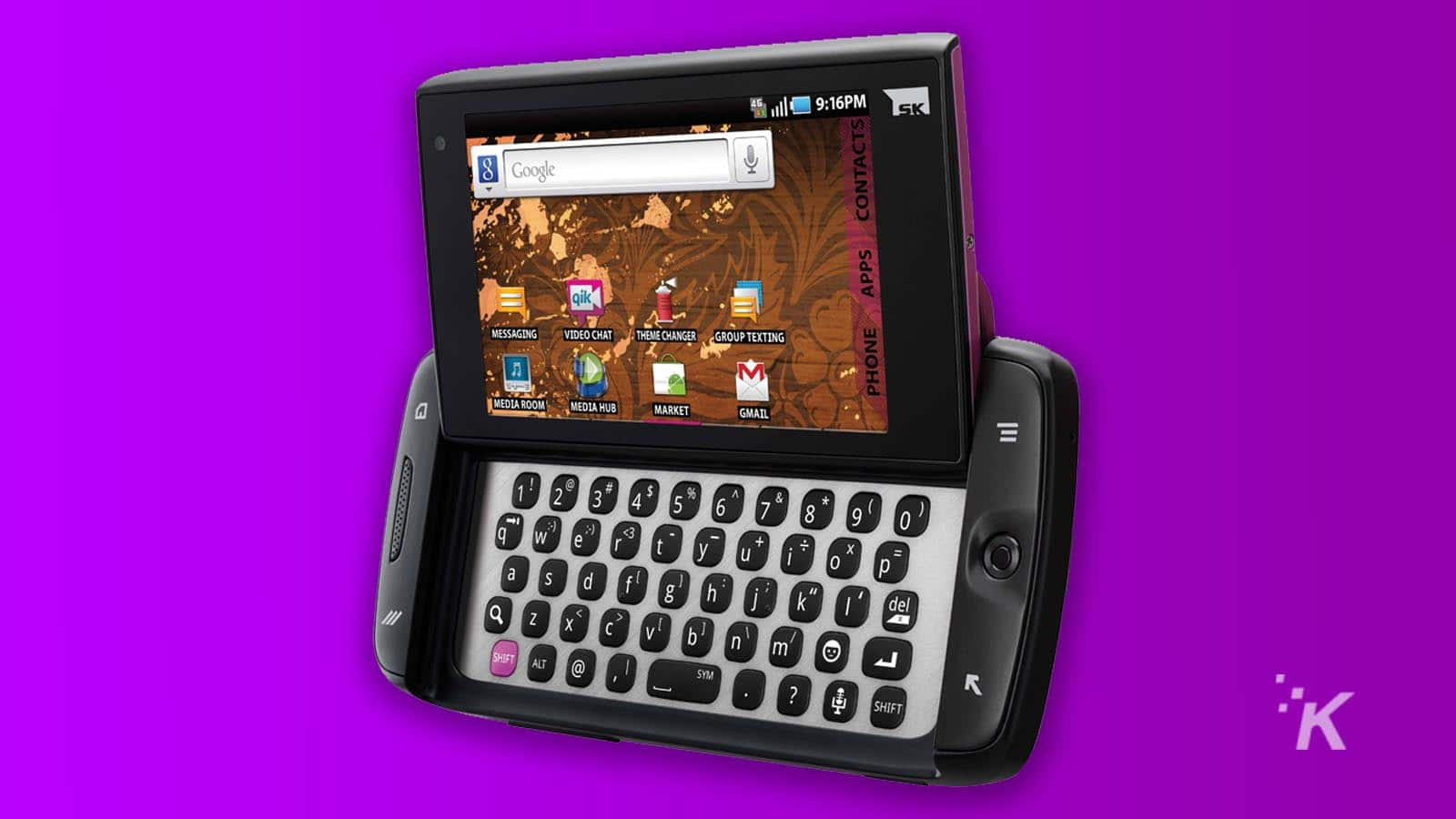 t-mobile sidekick phone