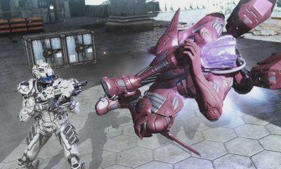 vanquish gameplay