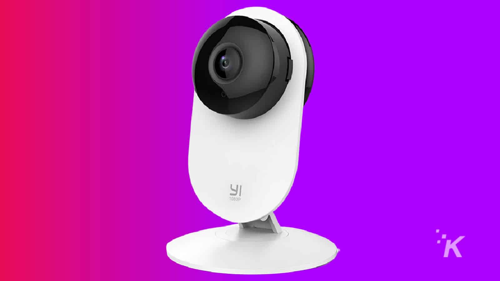 yi security cam knowtechie deals