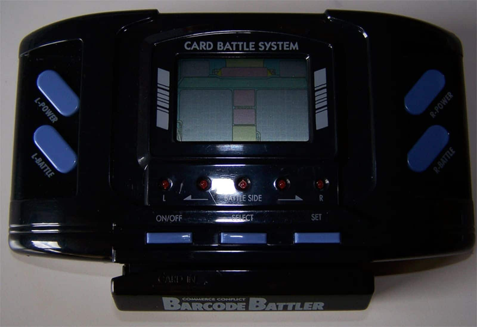 barcode battle game consoles
