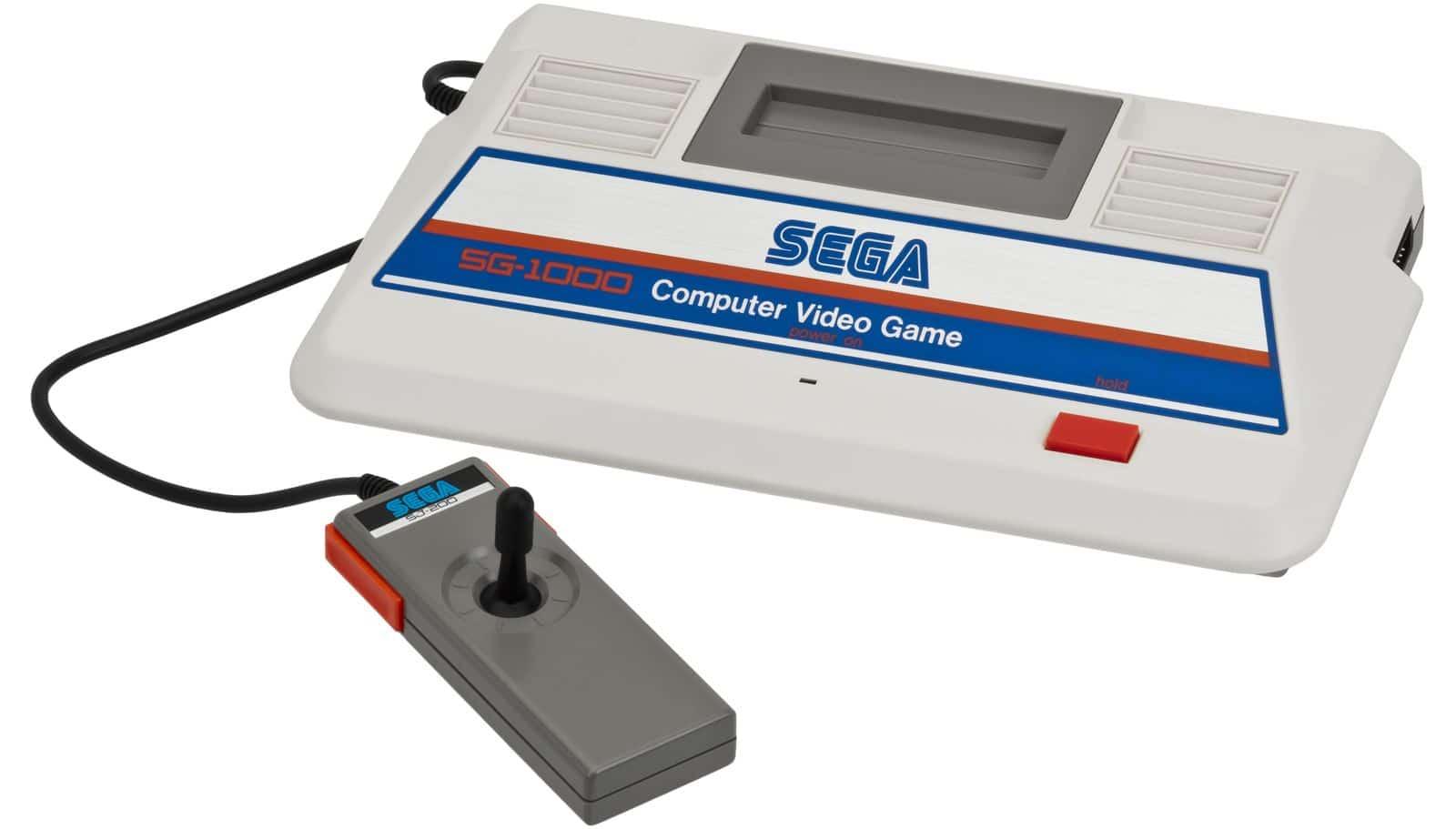 sega game consoles