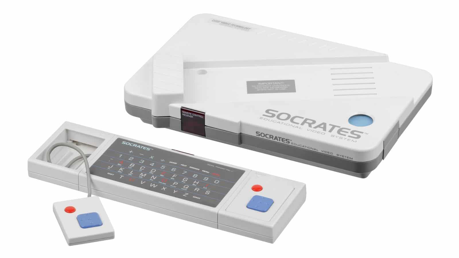 socrates game console