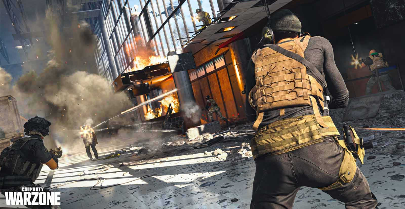 Call Of Duty Warzone Boasts 30 Million Players In 10 Days