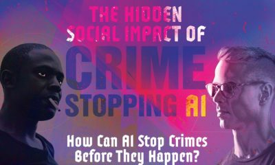 crime fighting ai infographic