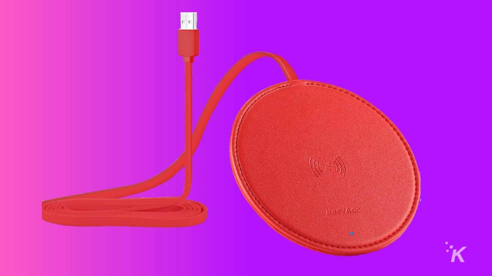 easyacc wireless charging pad