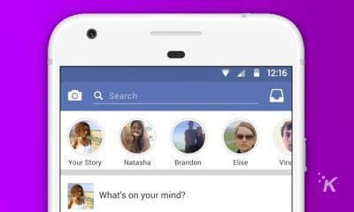 facebook stories on phone