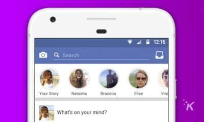 facebook stories on phone