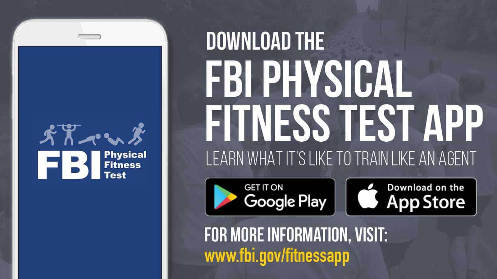fbi workout app