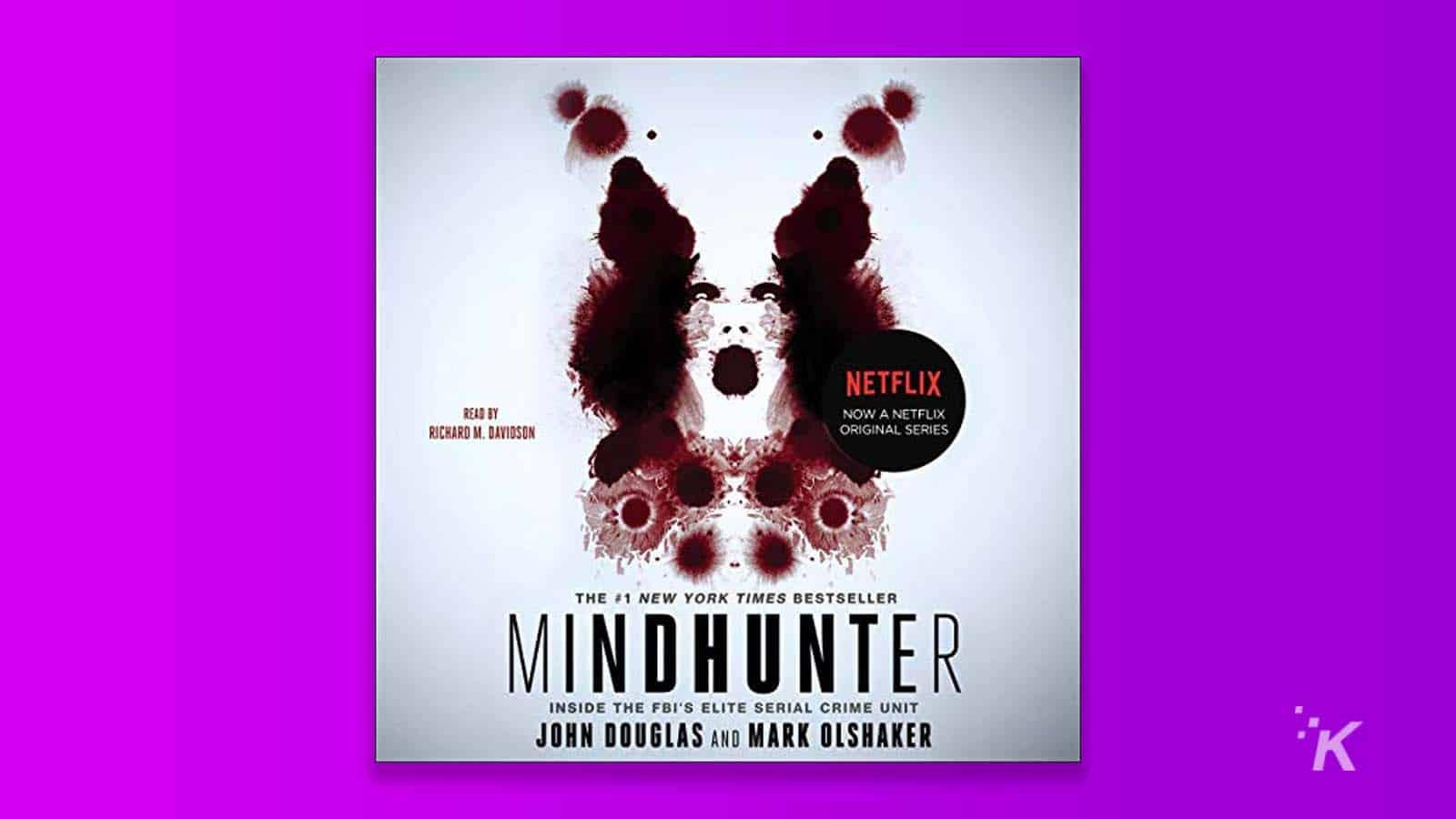 mindhunter audiobook