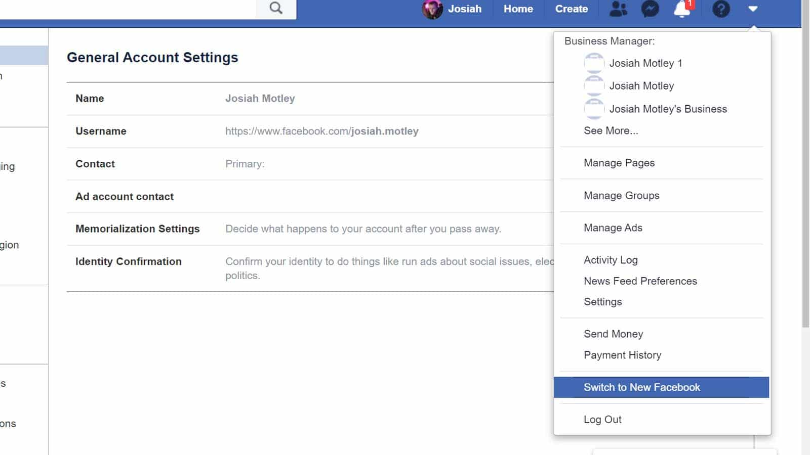 how to use dark mode on facebook