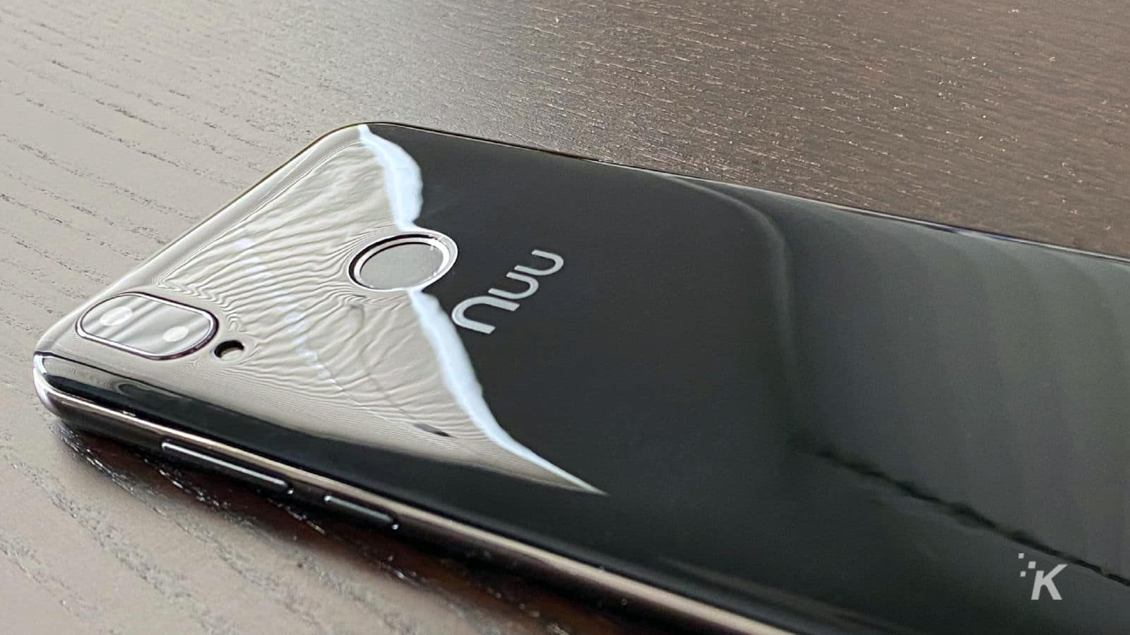 nuu mobile x6 phone