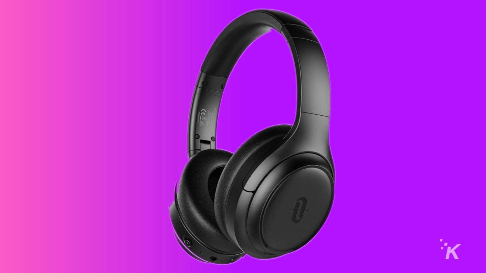 taotronics soundsurge noise canceling headphones