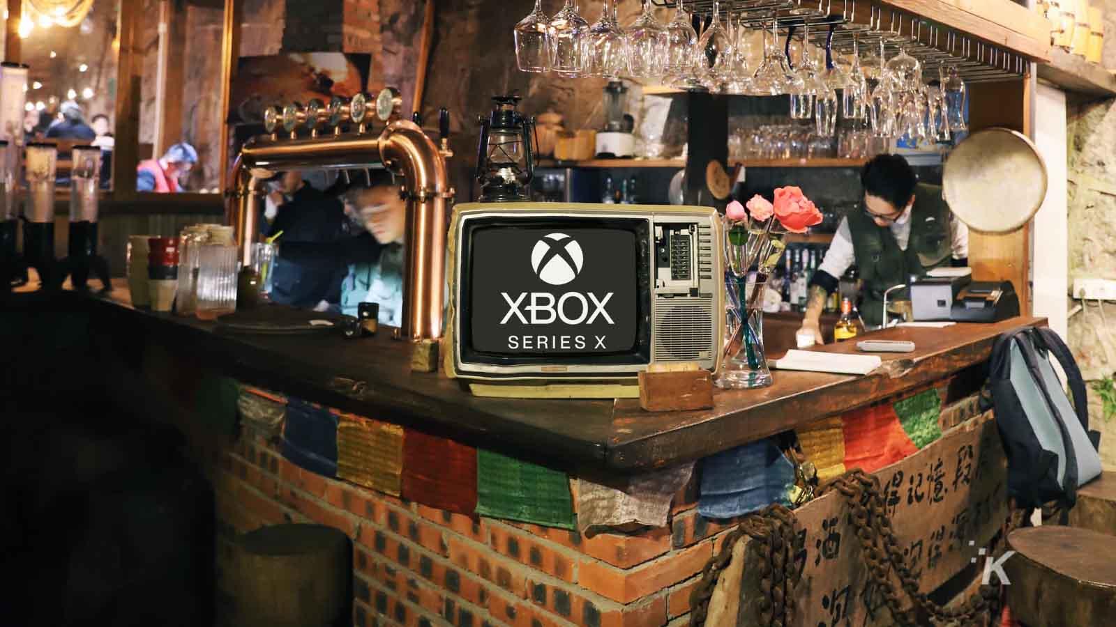 tech hanggover xbox series x