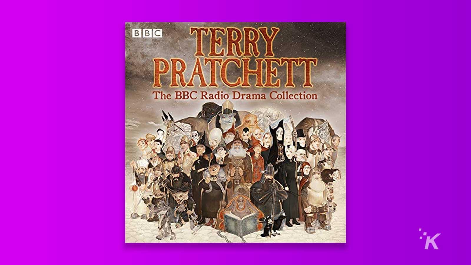 terry pratchett bbc radio drama collection audiobook