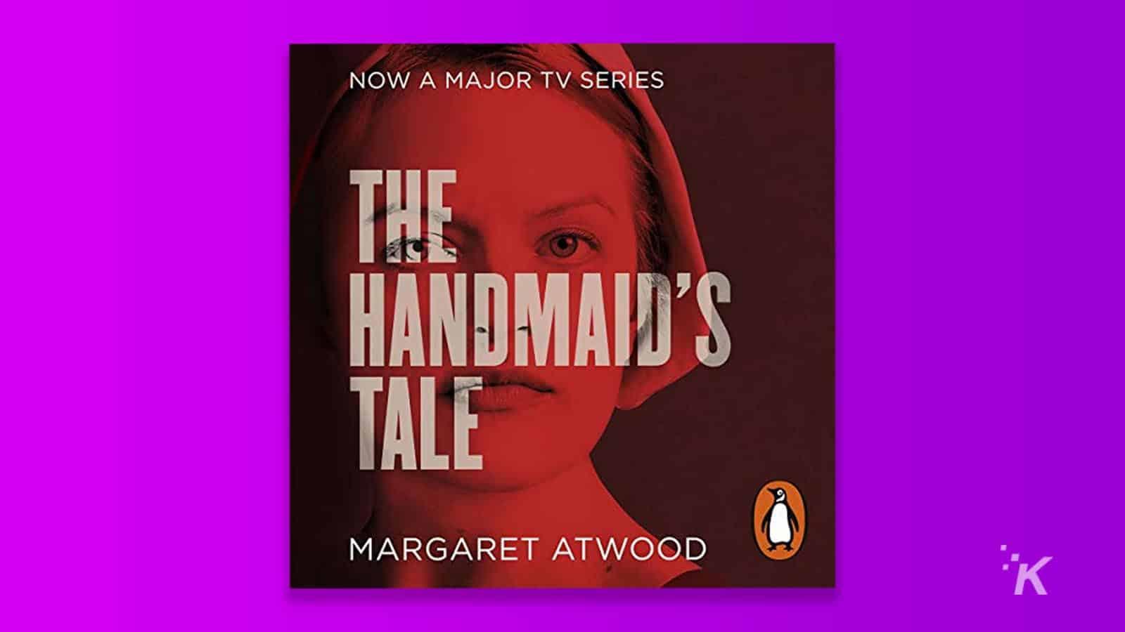 the handmaid's tale on audible