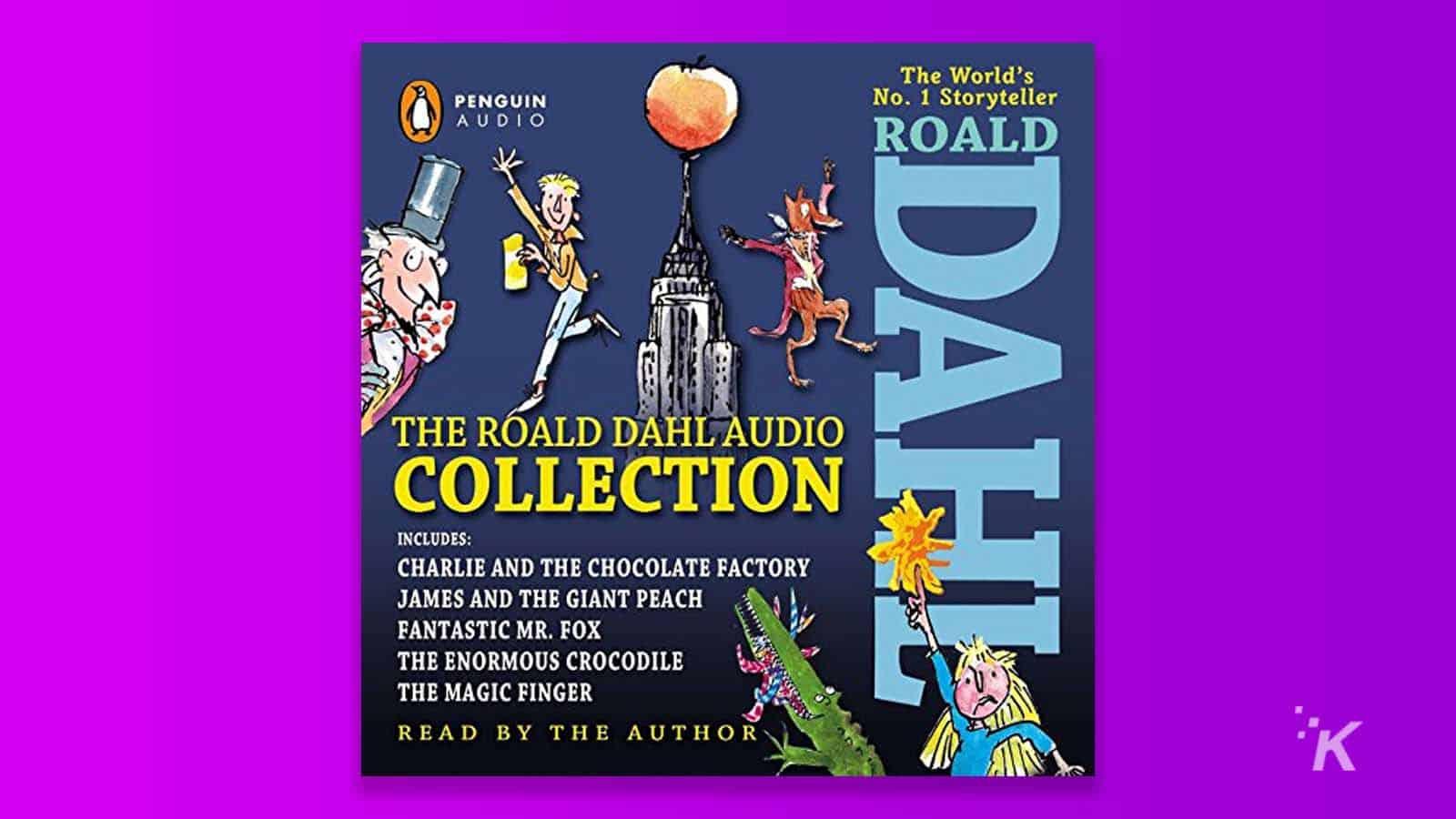 the roald dahl audio collection