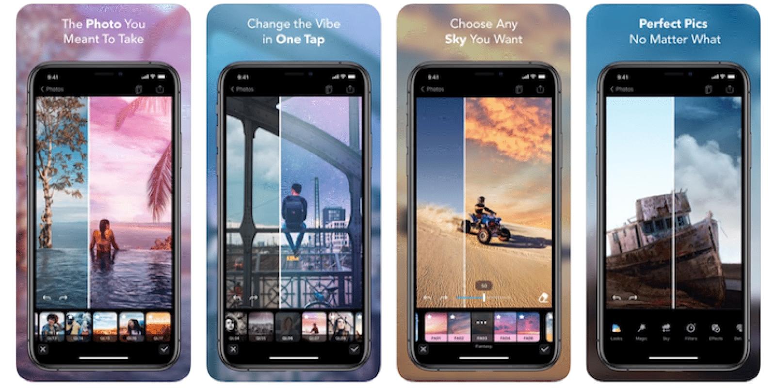 quickshot photography app