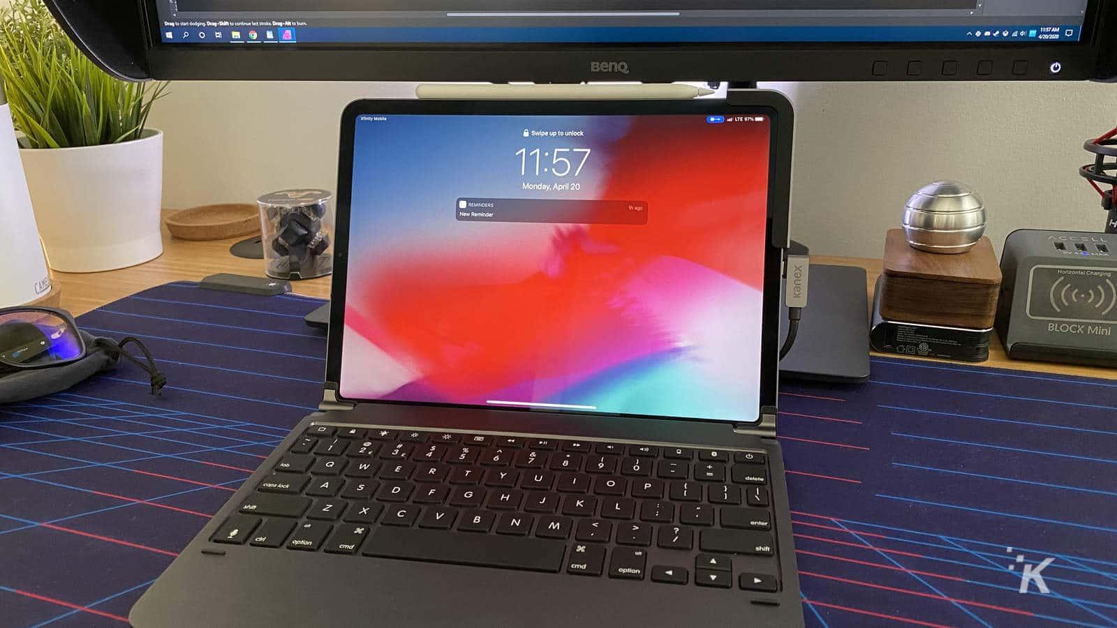 comcast mobile on an ipad