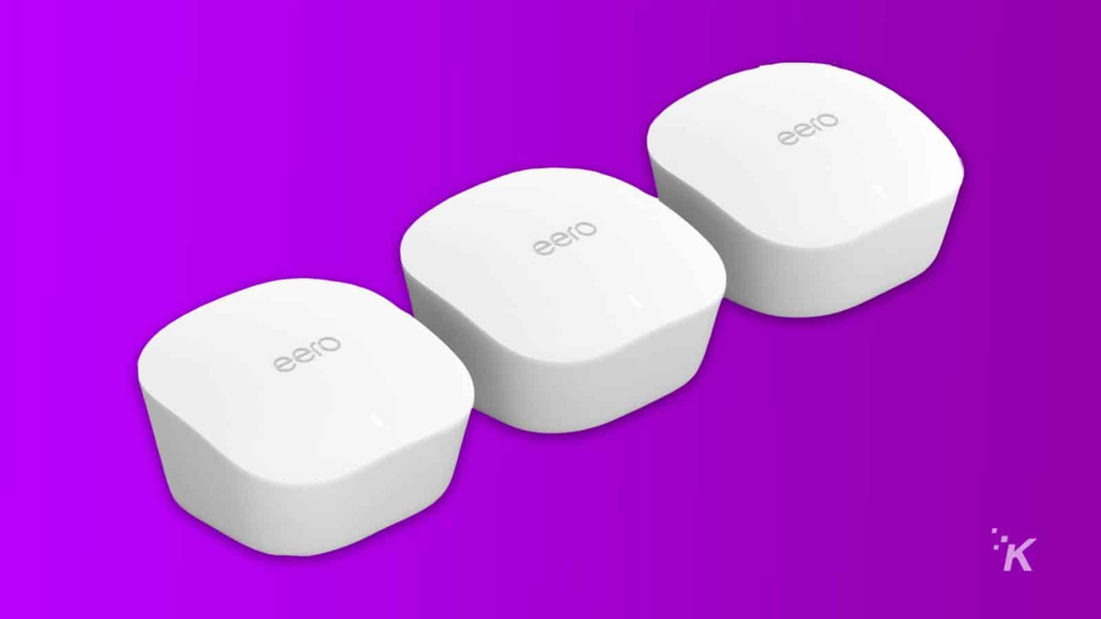 eero wifi network