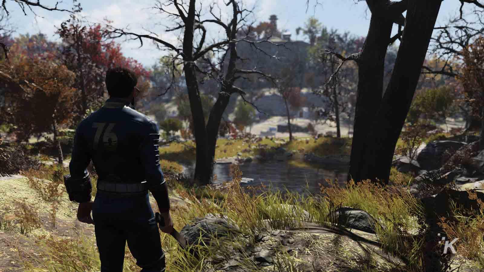 fallout 76 exploring