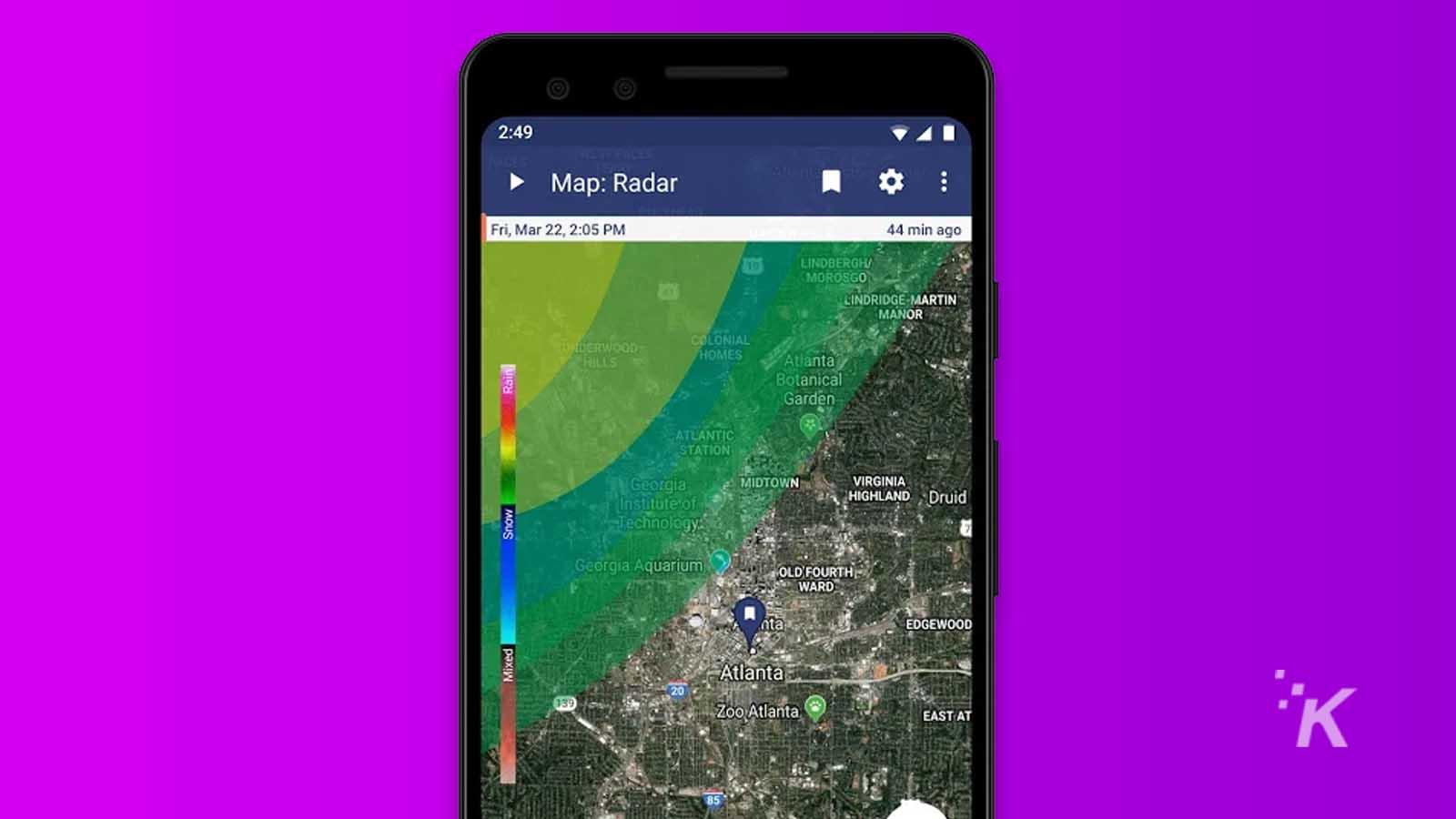 noaa weather app