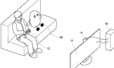 sony playstation patent for robotic