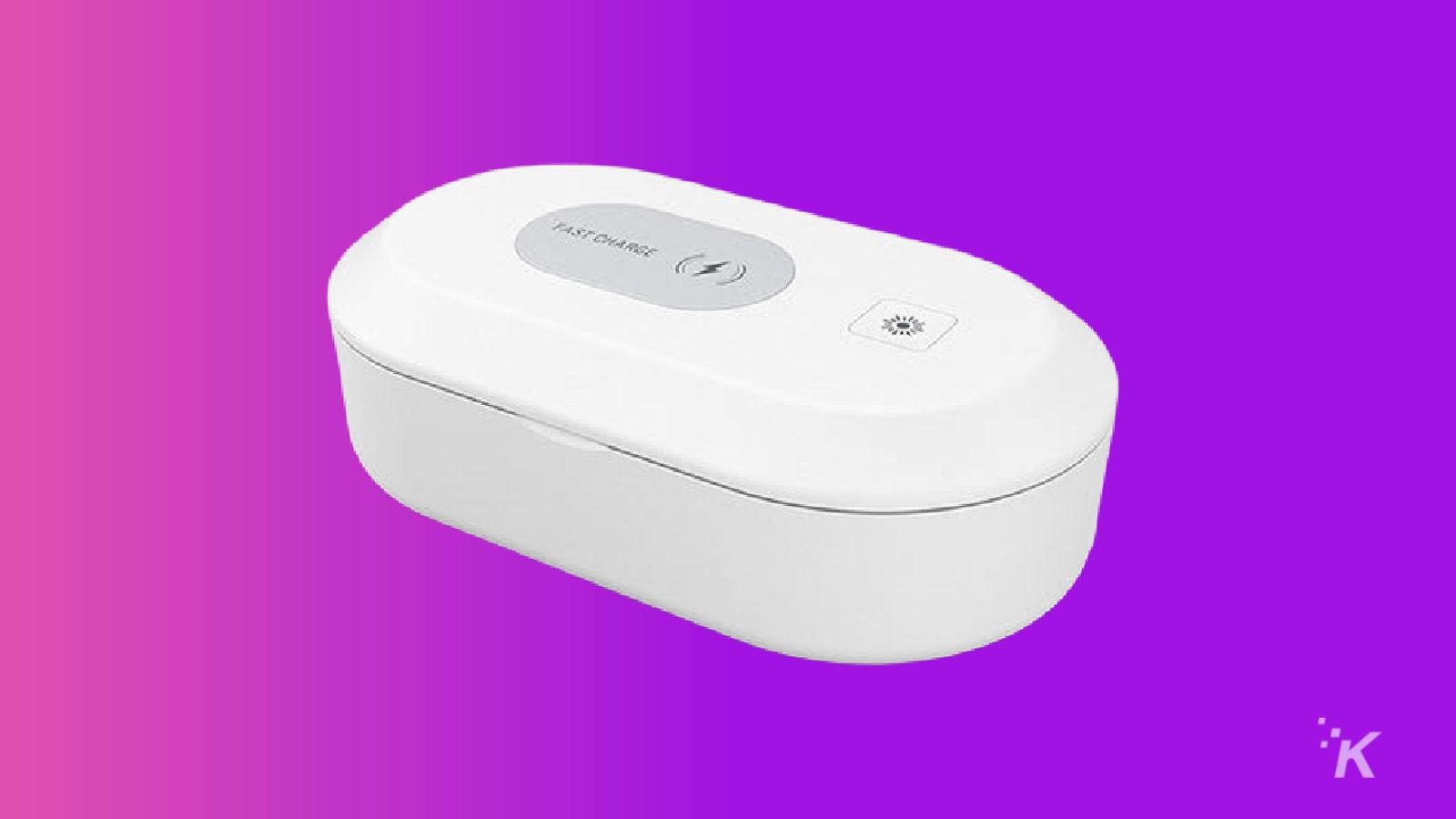 3-in-1 UV Sterilizer with Wireless Charger