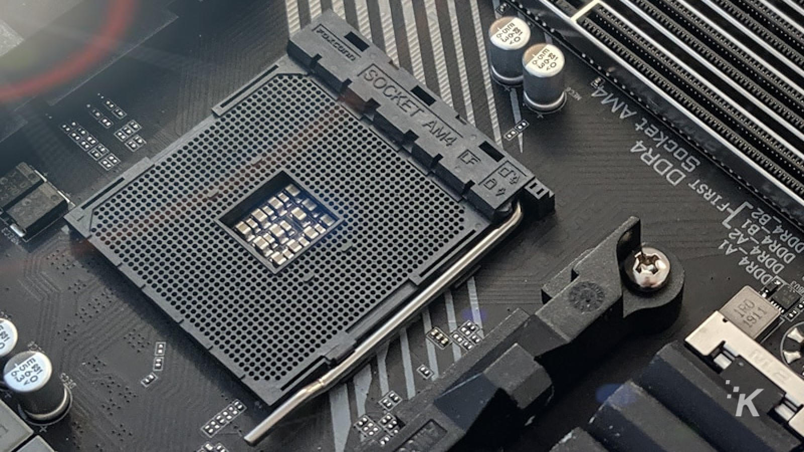 motherboard cpu socket