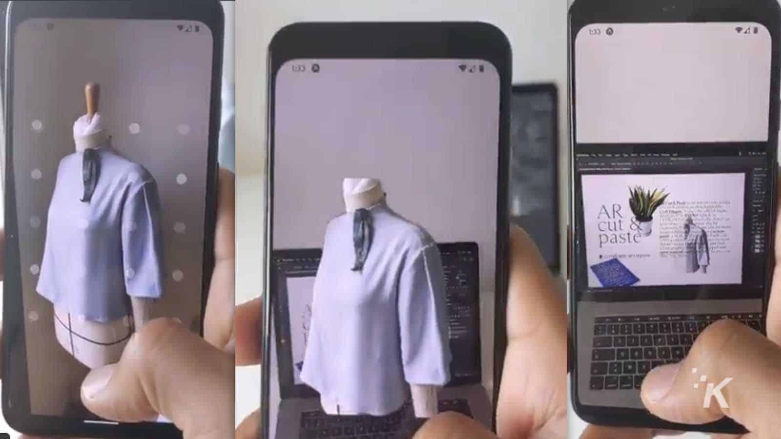 augmented reality ar tool