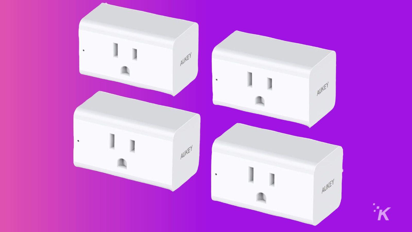 aukey smart plugs