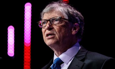 bill gates speaking at conference
