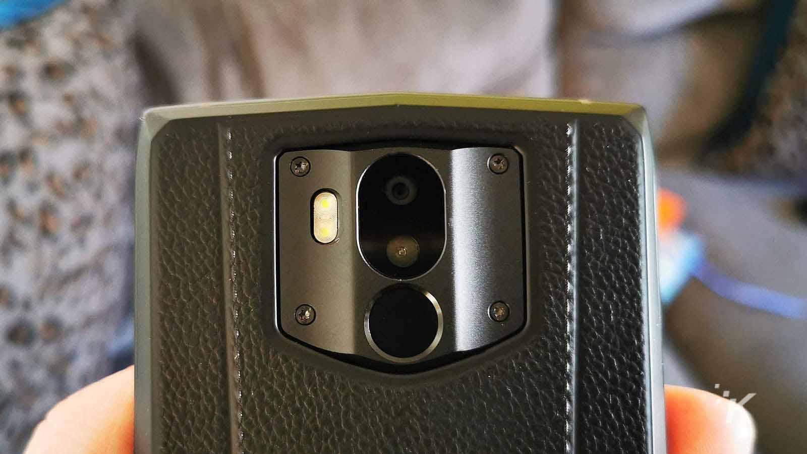 doogee n100 smartphone camera