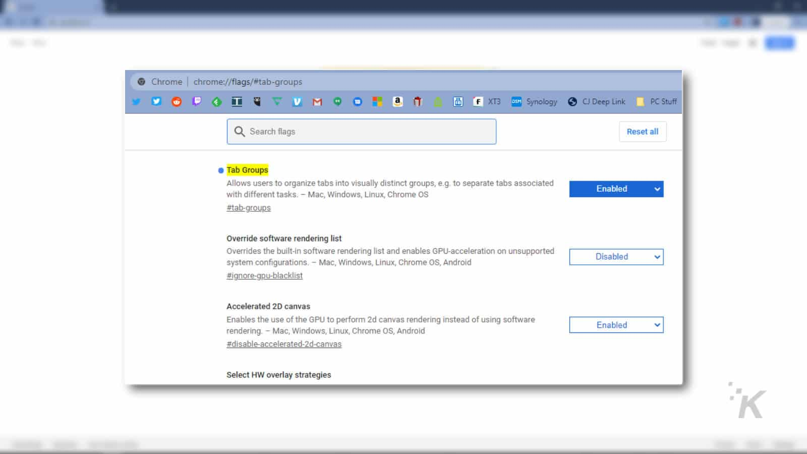how to group tabs on google chrome