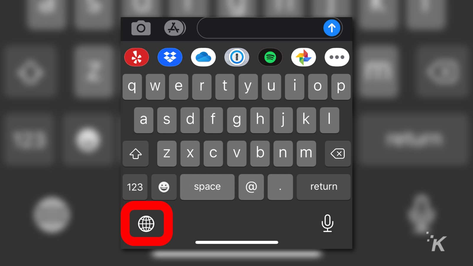 how to use gboard to translate text