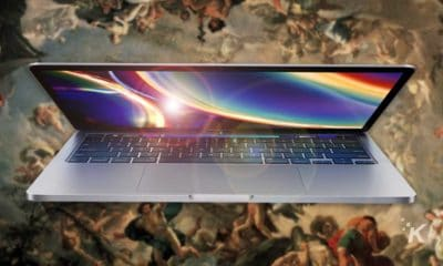 new macbook pro with new features