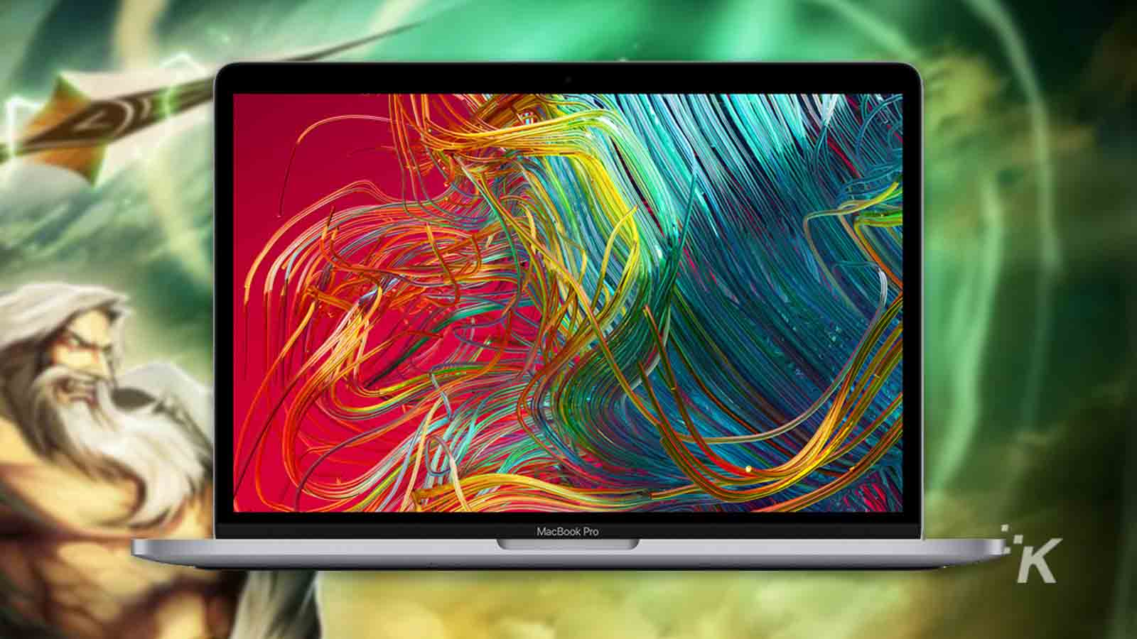 new macbook pro screen