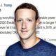 mark zuckerberg discussing trump