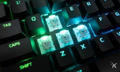 hyperx alloy fps keyboard