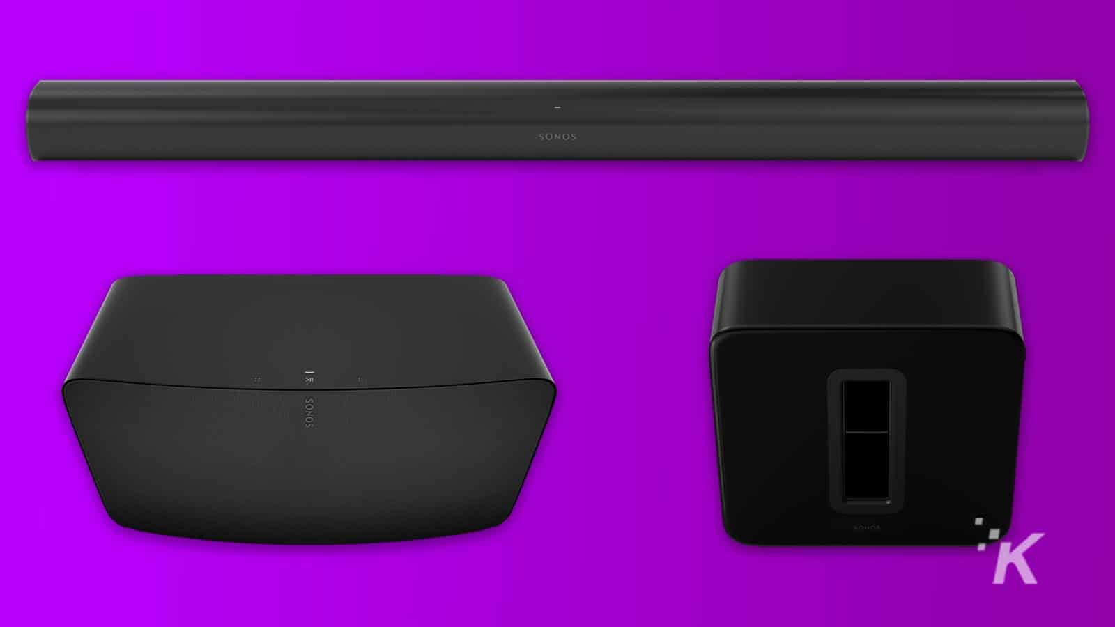 new sonos products