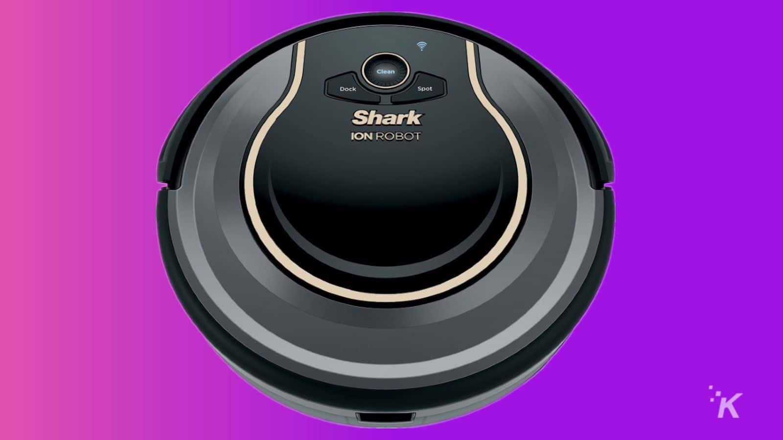 shark ion robot vac