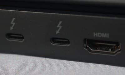 thunderbolt ports on computer