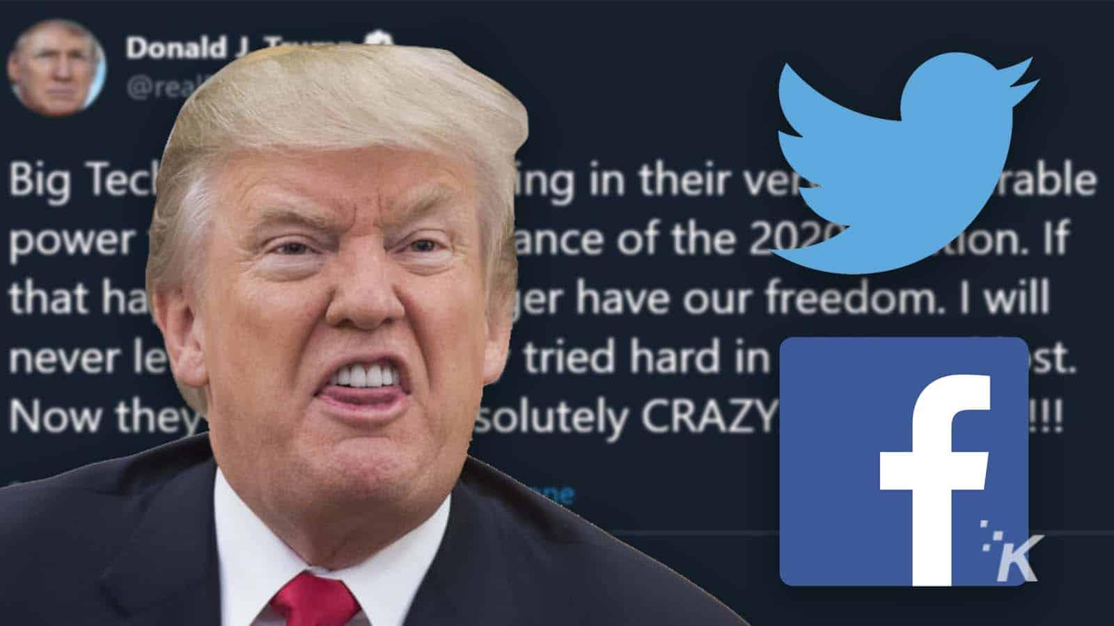 trump twitter executive order