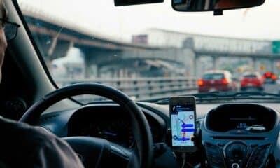 uber ridesharing service