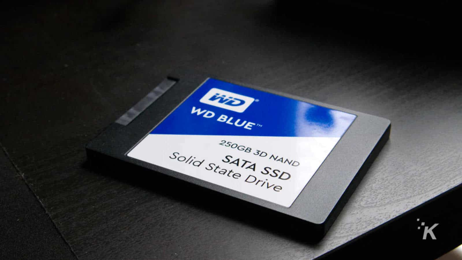 computer solid state drive storage