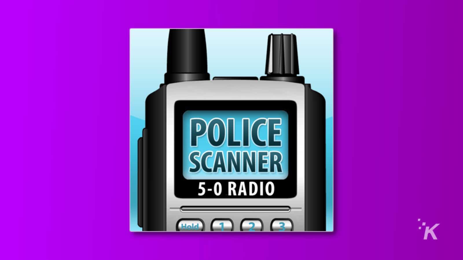 5-0 radio police scanner ios
