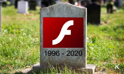 adobe flash on tombstone