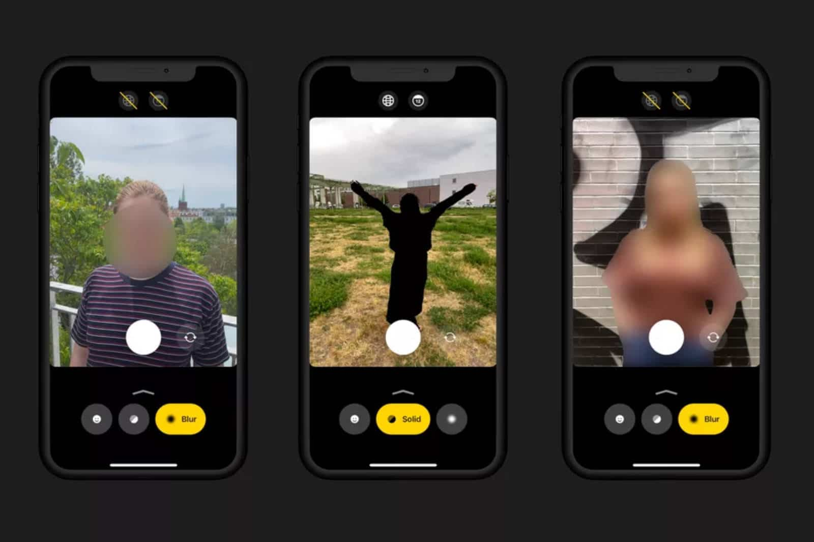 anonymous camera screenshots