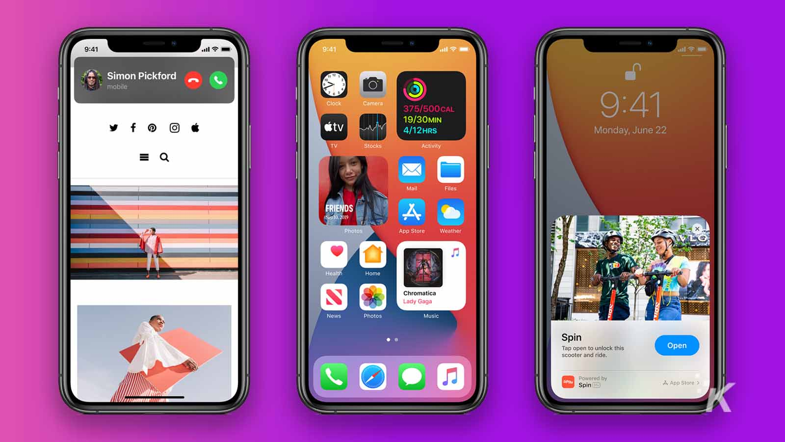 apple ios 14 features