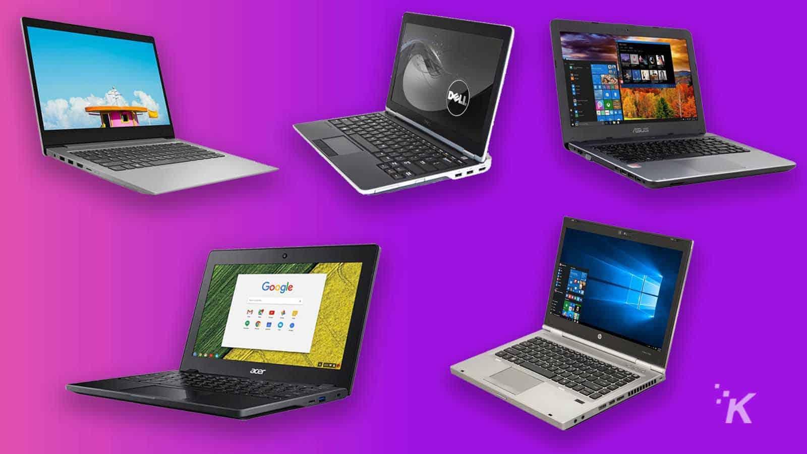 best laptops under $300